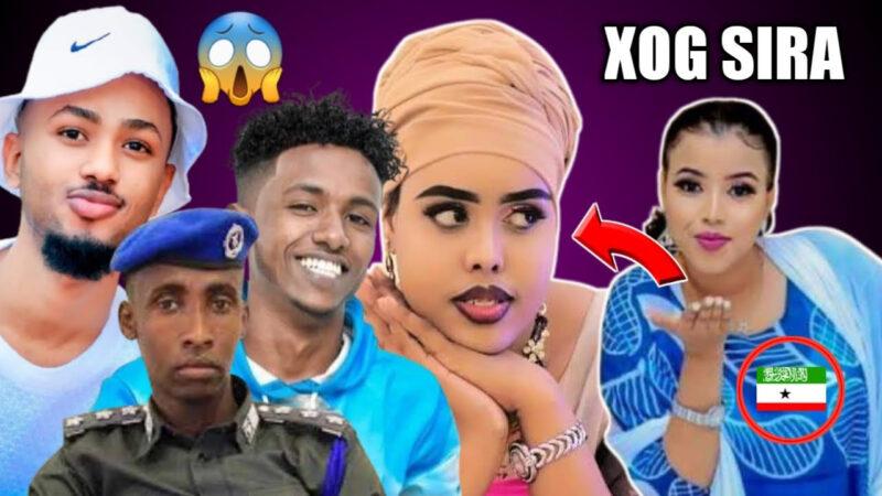 Fadeexo: Daawo Najmo Nashaad oo baalasha ka riftay ismaacil Aarka iyo dayax dalnuurshe .